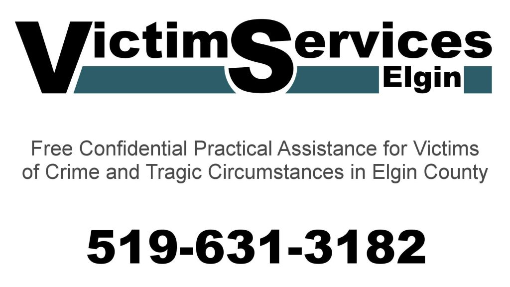 Victim Services Elgin - Free Confidential Practical Assistance for Victims of Crime and Tragic Circumstances in Elgin County - 519-631-3182